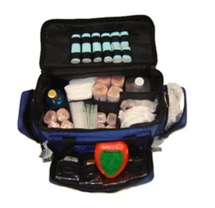 กระเป๋ายาปฐมพยาบาลขนาดมาตรฐาน พร้อมยา