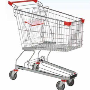 รถเข็นซุปเปอร์มาร์เก็ต Shopping Cart (ASIA STYLE)