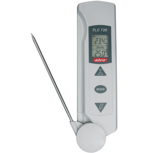 เครื่องวัดอุณหภูมิอินฟาเรด TLC720
