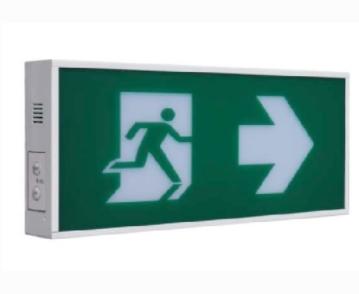 EMERGENCY EXIT SIGN โคมไฟป้ายทางออกฉุกเฉิน แบบ LED ทั่วไป