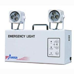 EMERGENCY LIGHT ไฟฉุกเฉิน รุ่นหลอดไฟ LED สำรองไฟ 7 ชั่วโมง
